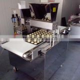 stainless steel full automatic cookie biscuit production line,fooding machine,biscuit machine