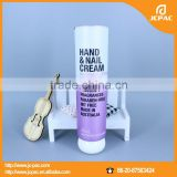 Customized Printing Plastic Aluminum Tube for Hand Cream Mushroom Cap