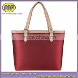 New Design Large Capacity Carry and Sling Shoulder 15in Women business laptop bag