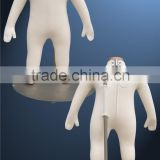 Lovely High Quality Full Body Baby Display Mannequin For Garment Shop