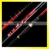 HighPoint XH Power Telescopic Carbon Fishing Rod Spinning Folding Pole Rod for Ocean Rock Fishing