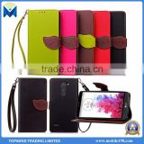 Factory Price for Sony Xperia Z5 Case Cover, PU Leather Flip Stand Case Cover for Sony Z5