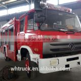 Dongfeng water tank fire rescue Truck 5000 liters 4x2 fire rescue truck 7000 liters fire truck for rescue use
