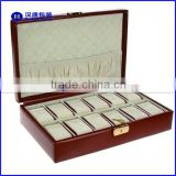 hot sale square watch box with pillow cushion box paper watch box fast delivery - Swiss quality