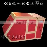 HS-003 Home Mini Sauna for Leg Therapy Half Body Infrared Sauna Portable Cabins(CE/RoSH/ISO)