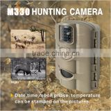 Solar Powered Outdoor Security Battery Operated Wifi Wireless Mini Thermal Imaging Hunting Camera