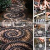 Natural Pebble Stone Garden Stepping Stones Lowes
