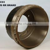 mitsubishi fuso brake drum for FV515/8DC9