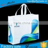 cooler laminated tote pp fabric shopping non woven bag