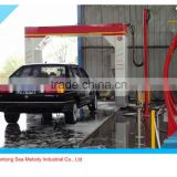 stainless steel touchless car wash equipment