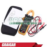 HYELEC M266 AC/DC Voltage AC Current Resistance Insulation Tester Digital Earth Ground Uni t Megohmmeter Clamp Meter