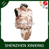 Military Digital camouflage Body armor bullet proof vest ballistic jacket military army vest crotch protection