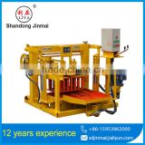 Factory Price Semi-Automatic Block Making Machine, Paver Block Machine, Concrete Block Making Machine