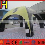 Inflatable party dome tent/advertising exhibition inflatable tents/inflatable clear dome tent