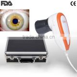 NEW 5.0 MP USB Iriscope Iridology camera with pro Iris Software