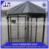 Trade Assurance Customized Cheap Chain Link Iron Dog Kennel Lowes