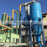 CE Approved Wood Gasifier Biomass Gasification Power plant Biomass Fluidized bed gasifier
