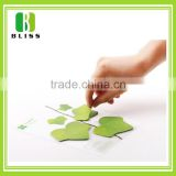 New Can Stand Drawing Board Style custom design different letter shaped sticky notes