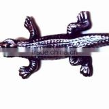 Decorative crocodile paperweight cum Magnifying glass, Decoration desktop magnifying glass, Dcorative paper weight
