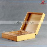 Factory Supply Wooden Tea Bag Dispenser/Tea Bag Organizer/Coffee Box