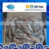 IQF&BQF frozen tasty vannamei shrimp from factory