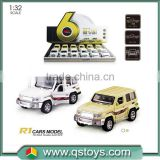 Play fun 1:32 metal quality diecast car model toy in display box