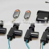Central locking system Motor overload protection