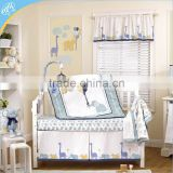Baby Crib Bedding Set quilt and pillow with soft and comfortable design suitable for Baby Cot
