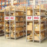 Widely Use High Flexibility Longspan Shelving Racks For Warehouse