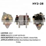 Low rpm generator alternator 12v / LR170-411