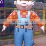 Bob the Builder inflatable