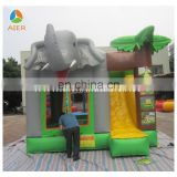 2017 Aier inflatable slide toy/high quality commercial jumping castle/commercial inflatable jumping slides