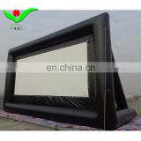 New outdoor inflatable cinema rear and front projection screen for sale 10x6m or 33.4x20ft