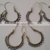 (KE-3030) kuchi vintage Earrings