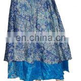 exclusive goa beach plus size multi wear pattern wrap skirt wraparound skirt