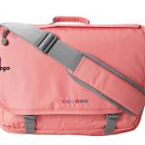 pink long shoulder messenger bag from China factory