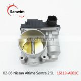 02-06 Niss-an Alti-ma Sen-tra 2.5L Electronic Throttle Body 16119-AE01C