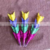 Butterfly Stacking Point Crayons (4 colors)