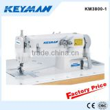 KM3800-1 High speed chain stitch sewing machine blue book 3800 industrial sewing machines for sale
