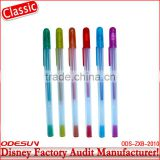 Disney factory audit manufacturer's gel ink ball pen 143136