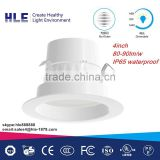 4inch retrofit dimmable led downlight kit IP65 waterproof Seoul 3030 recessed led downlight with E26 base KDZ-AF-F13X-M9W