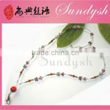 Sundysh Perfect Christmas Gifts Keychain Lanyard Imitation Jewelry