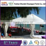 Suppliers China Luxury marquee backyard wedding tent