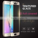 New Arrival ! ! ! -For Samsung S6 edge plus full size 3D tempered glass screen protector curved