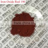 Hot sale Iron Oxide Red(110,130,190) iron oxide pigment for paving free sample