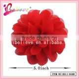 Fashion 5 inch large flower hair jewelry wholesale flower hair clip for women (XH11-8468)