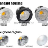 6 inch round led ceiling used dimmable led downlight                                                                                                         Supplier's Choice