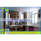 2014 newest durable kitchen cabinet design with high quality