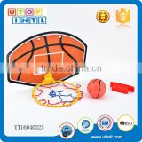 New Design Plastic Basketball Hoop Kids Mini Basketbakll Set