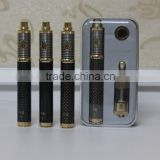 2014 New design 1600mah Variable voltage Battery carbon spinner III vv ego v6 1500mah ego variable voltage e cig battery